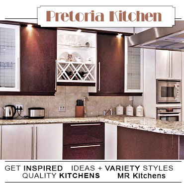 Kitchen furniture design for Kitchens pretoria